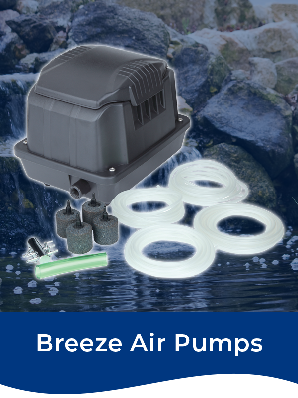 Bermuda Breeze Air Pumps
