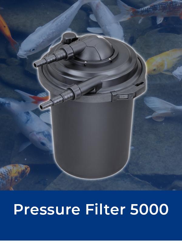 Bermuda Pressure Filter 5000