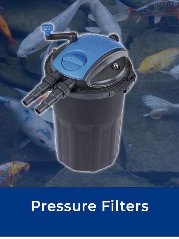 Bermuda Pressure Filters