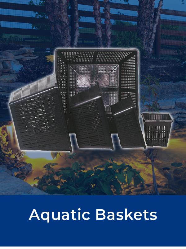 Bermuda Aquatic Baskets