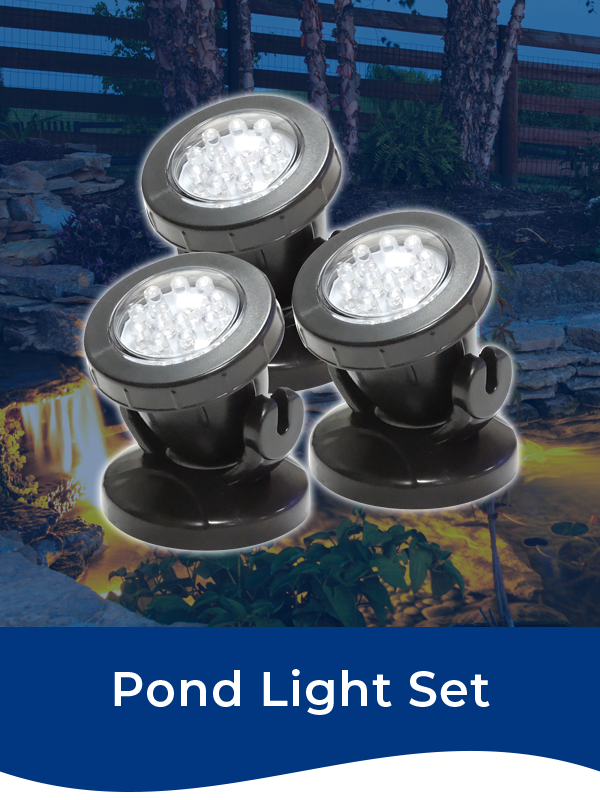 Bermuda Pond Lighting