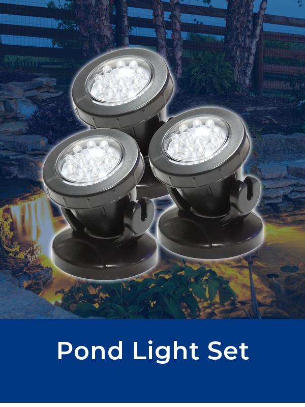 Bermuda Pond Lighting