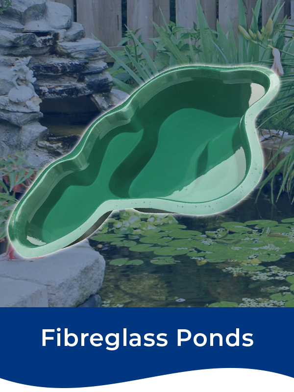 Bermuda Fibreglass Ponds