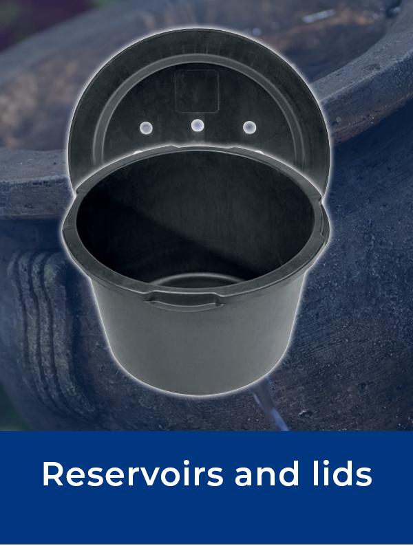 Bermuda Reservoirs & Lids