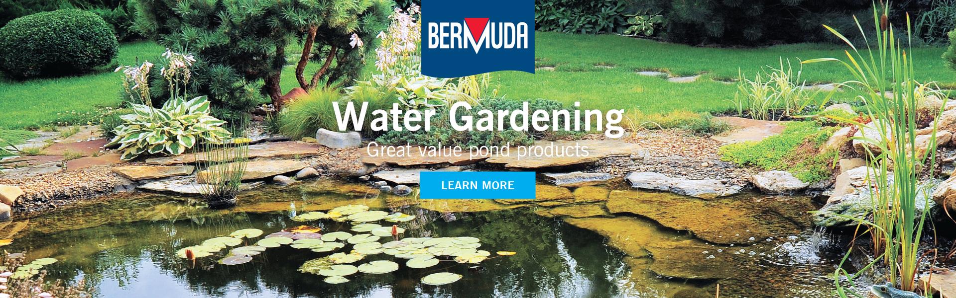 Bermuda Water Gardens