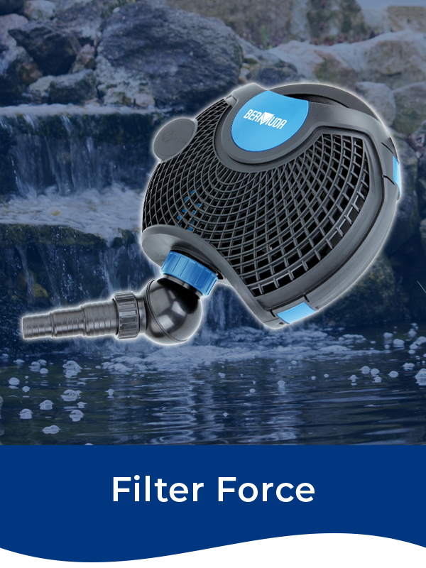Bermuda Filter Force Pumps