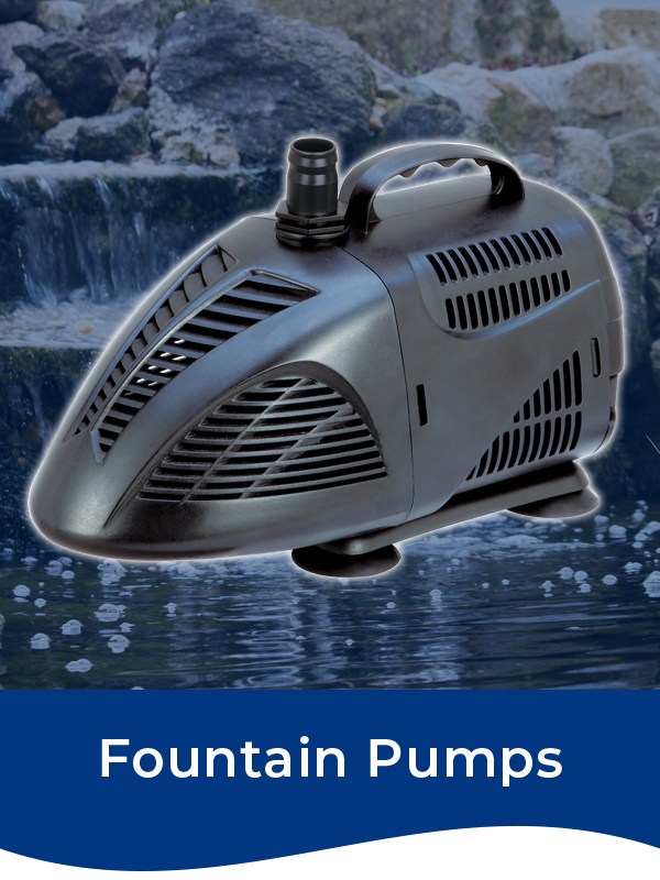 Bermuda Fountain Pumps