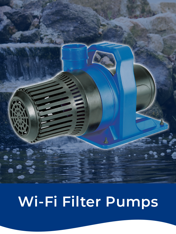 Bermuda Wi-Fi Filter Pumps