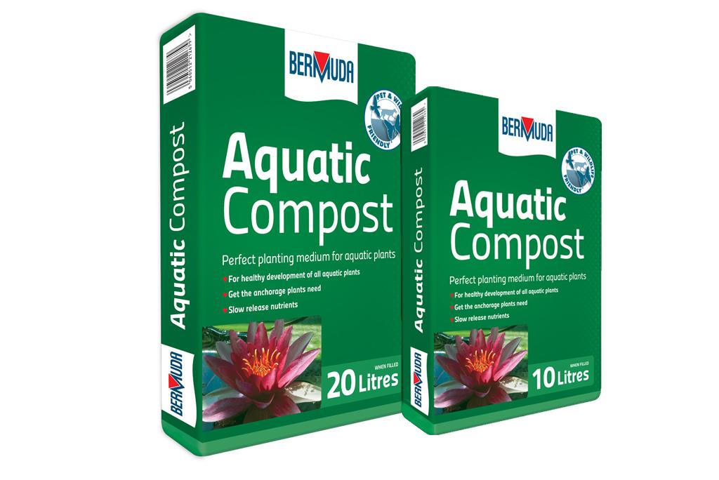 Bermuda Aquatic Compost
